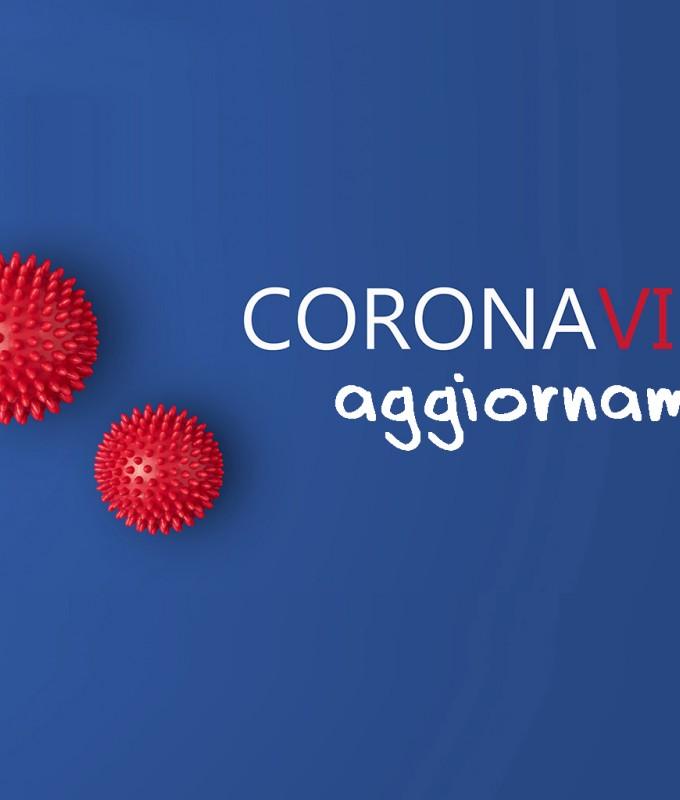 Immagine aggiornamento Nuovo Coronavirus