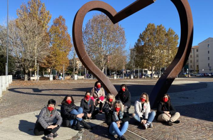 25 novembre 2005 porta del cuore a sedere