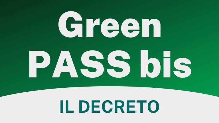 green pass bis