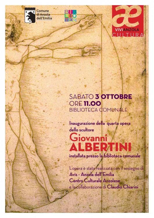 mostra Albertini